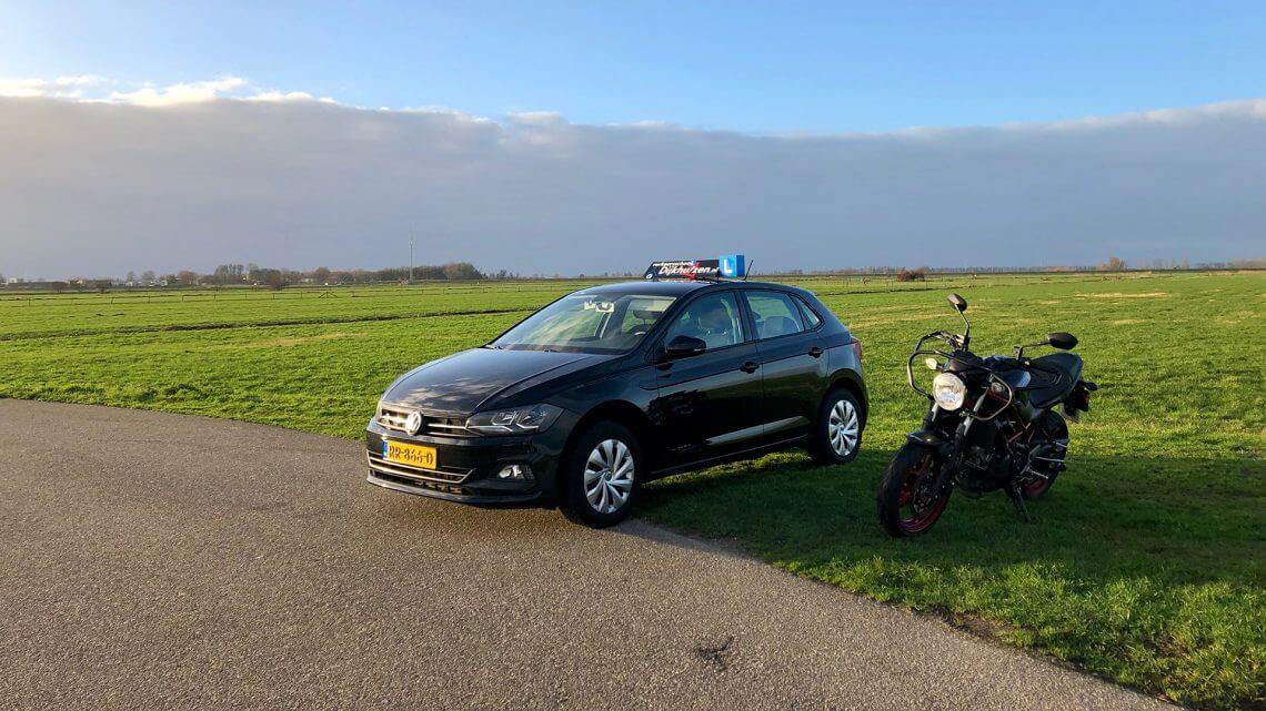 Rijschool in Nunspeet om je rijbewijs te halen