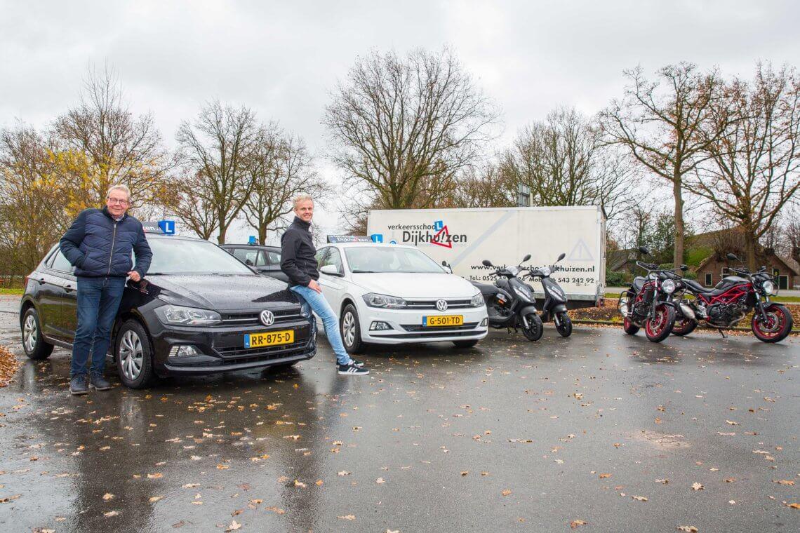 Rijschool in Elburg om je rijbewijs te halen