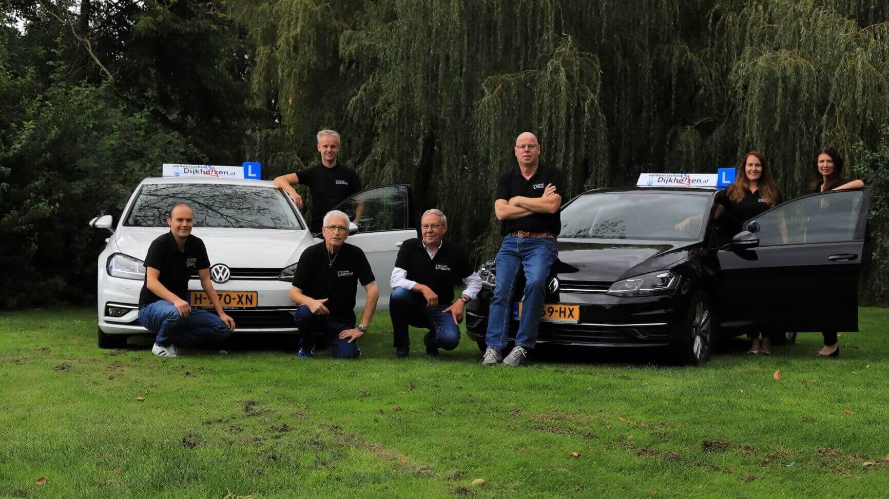 Bekijk alle instructeurs van Verkeersschool Dijkhuizen